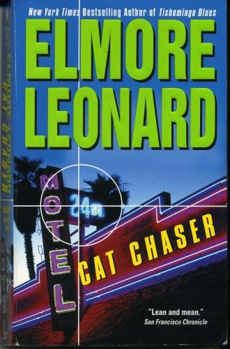 Cat Chaser, by Elmore Leonard