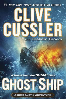 Cussler, Clive. Ghost Ship
