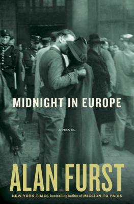 Furst, Alan. Midnight in Europe