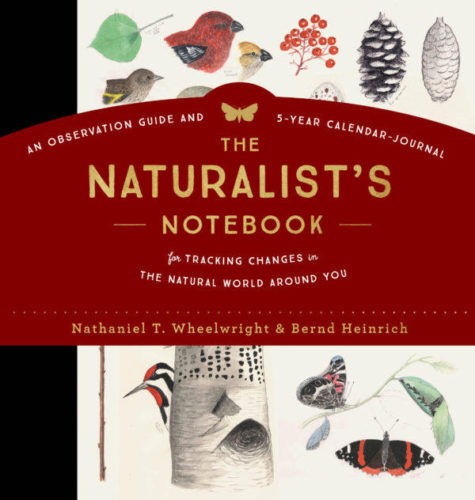 The Naturalist's Notebook, by Nathaniel T. Wheelright and Bernd Heinrich