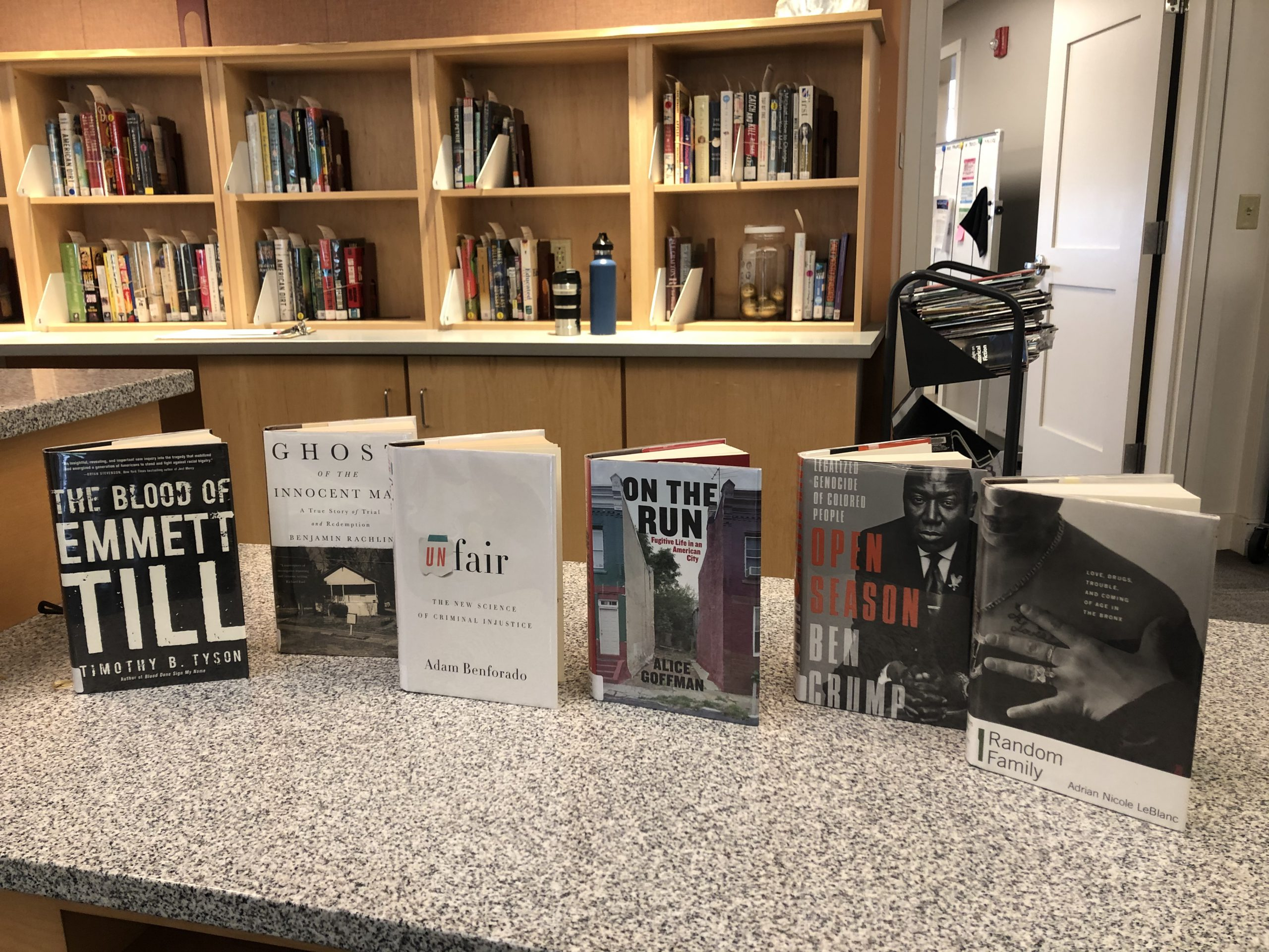 Browse Books on Racism and Social Justice