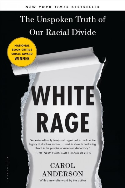 White Rage, by Carol Anderson