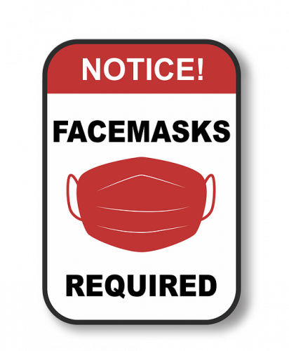 Facemasks required